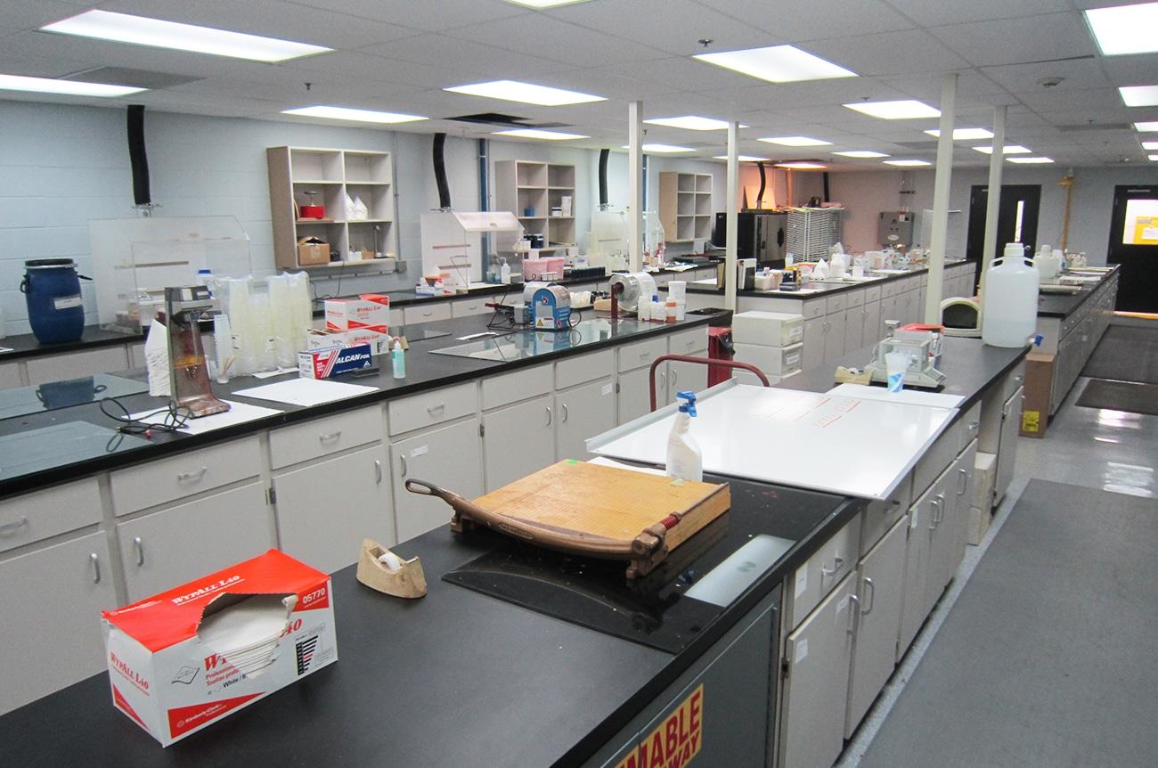 Clariant Lab -1
